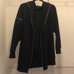 Forever 21 Tops - Forever 21 Zip Up Hoodie